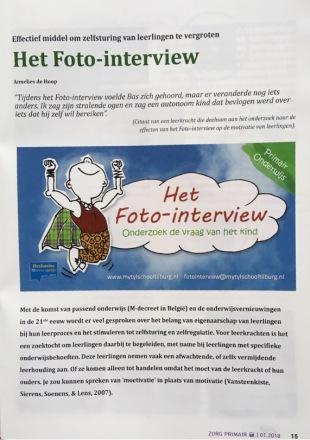 Artikel Foto-interview Zorgprimair 01012018